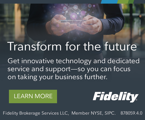 Transform for the future Fidelity